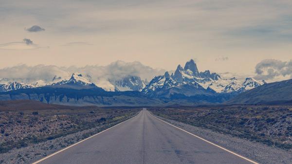 Cordilheira dos Andes.