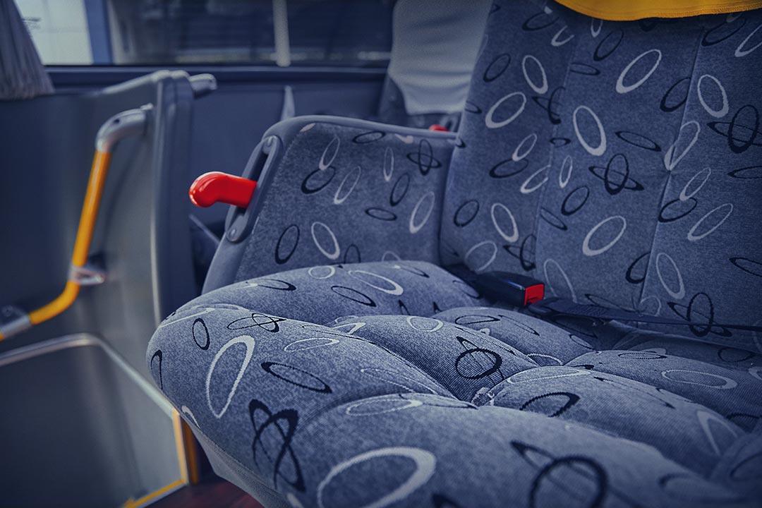 Frota Spazzinitur® Ônibus 8018 / 8019