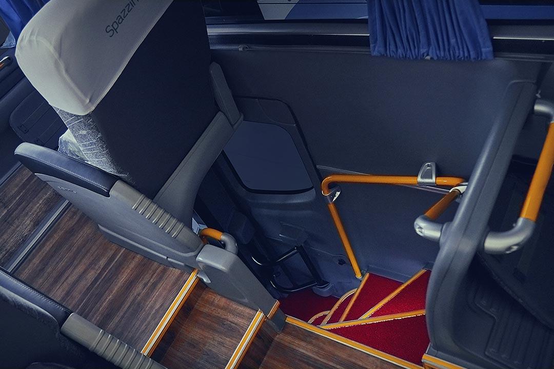 Frota Spazzinitur® Ônibus 8023