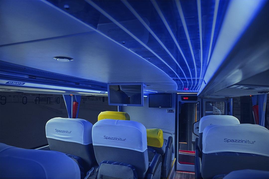 Frota Spazzinitur® Ônibus 8022