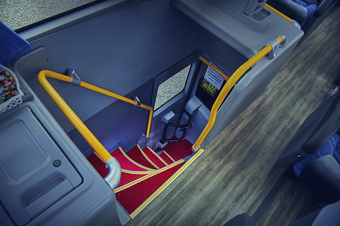 Frota Spazzinitur® Ônibus 8022 / 8024