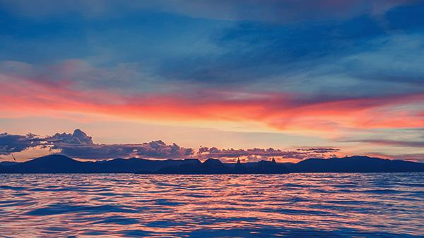 Ilhas Uros, Peru.