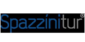 Logotipo Spazzinitur Cor