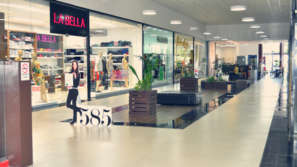 Viagem de compras Spazzinitur®: 585 Shopping Atacadista