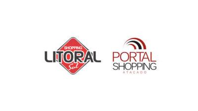 Shopping Litoral e Portal Shopping