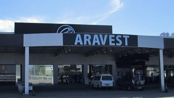 Viagem de compras Spazzinitur®: Shopping Aravest Tubarão