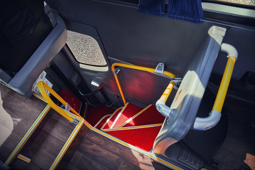 Frota Spazzinitur® Ônibus 8011