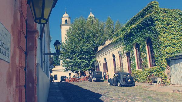 Colonia del Sacramento, Uruguai.