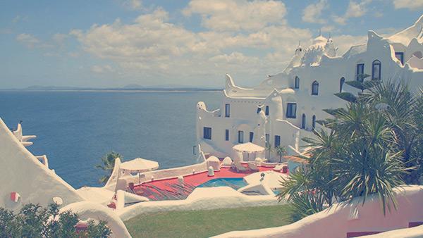 Casapueblo, Punta del Este, Uruguai.