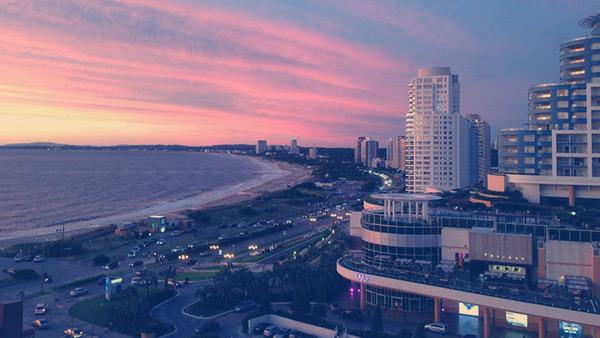 Punta del Este, Uruguai.