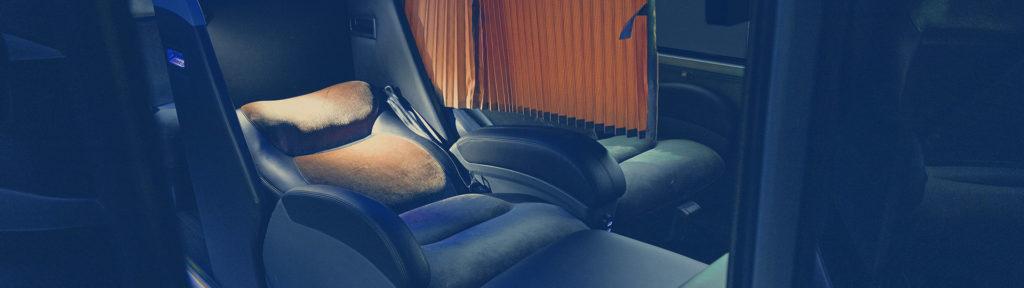 Ônibus leito-cama: Ainda mais conforto na Spazzinitur