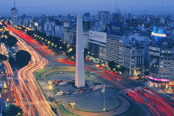 Av 9 de Julho - Buenos Aires