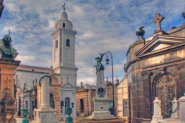 La Recoleta - Cemitério - Buenos Aires