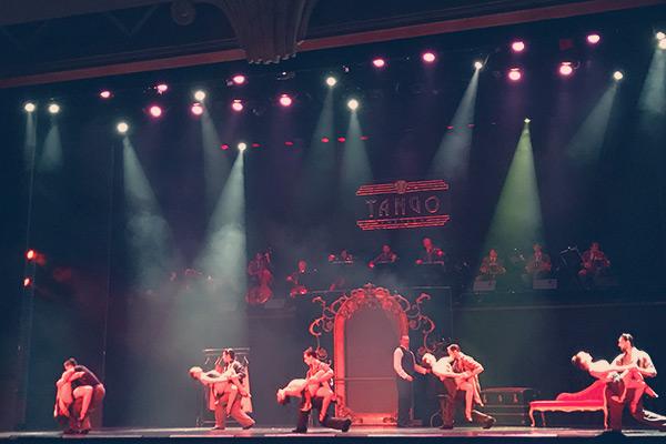 Señor Tango - Buenos Aires