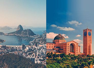 Roteiro turístico - Rio de Janeiro com Aparecida