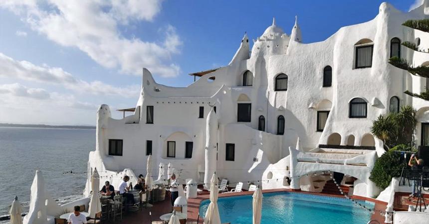Casa Pueblo: incrível