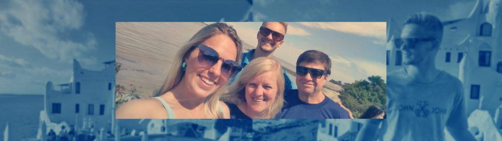 Viajar com a família: um experiência que você tem que ter pelo menos uma vez na vida
