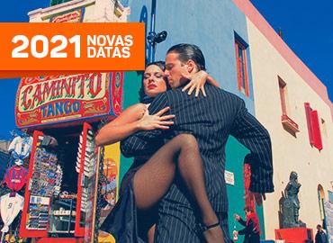 Pacotes turísticos - Buenos Aires - Novas datas 2021