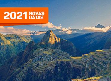 Pacotes turísticos - Machu Picchu - Novas datas 2021