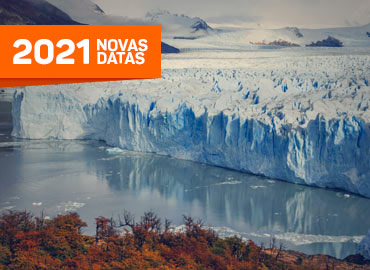 Pacotes turísticos - Patagonia - Novas datas 2021