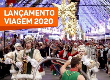 Pacotes turísticos - Gramado e Canela - Novas datas 2020