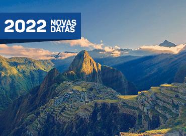 Pacotes turísticos - Machu Picchu - Novas datas 2022