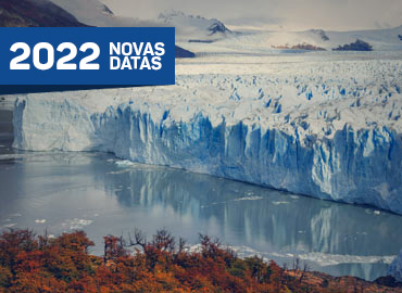 Pacotes turísticos - Patagonia - Novas datas 2022