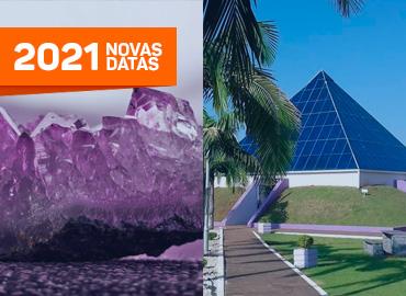 Roteiros turísticos Ametista do Sul - 2021