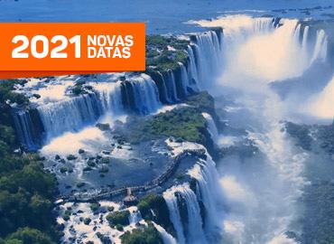 Foz do Iguaçu - Nova data 2021 - Março