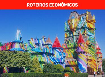 Beto Carrero World - Roteiros econômicos Spazzinitur